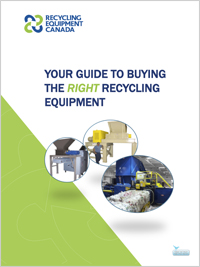 Recycling Equipment Canada Guide
